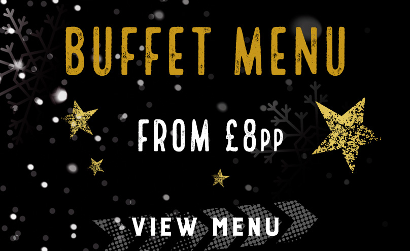 Festive buffet menu at The Court