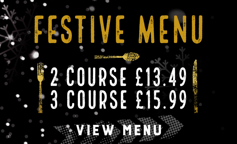 Festive Menu at The Court