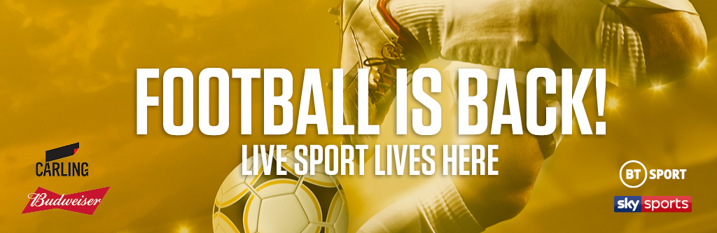 Watch live football at The Court